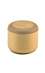Haute qualité jy-42 métal portable sans fil mini haut-parleur bluetooth lecteur de musique mp3 stéréo basse avec batterie rechargeable