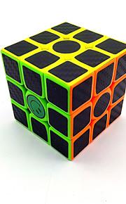 Rubiks terning Kulfiber 3*3*3 Let Glidende Speedcube Magiske terninger Puslespil Terning Mat Konkurrence Gave Unisex