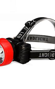 YAGE YG-3588 Lanternas de Cabeça Farol Dianteiro LED lm 2 Modo LED Recarregável Tamanho Compacto Emergência Regulável para Campismo /