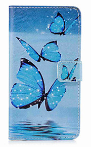 tok Για iTouch 5/6 Πορτοφόλι Θήκη καρτών με βάση στήριξης Ανοιγόμενη Με σχέδια Πλήρης Θήκη PU δέρμα Σκληρή