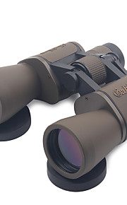 20 X 50mm Binoculars Coffee Anti Fog / High Definition / Matte / Shock Resistant / Wide Angle / Porro / Hunting / Bird watching
