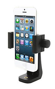 Plastik 1 Sektioner Universal Smartphone Stativ