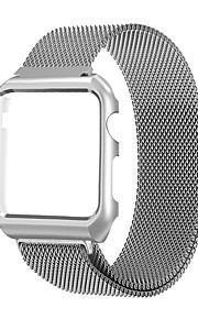 Urrem for Apple Watch Series 3 / 2 / 1 Apple Milanesisk rem DIY Værktøj Rustfrit stål Håndledsrem
