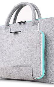 Wol vilt computer tas laptop tas deken liner tas