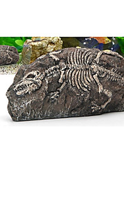 Оформление аквариума Орнаменты Каучук