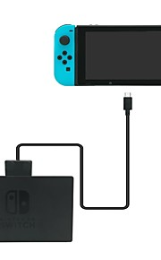 GNS-C001V2 Cable and Adapters for Nintendo Switch 120 Wired #