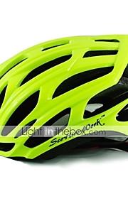 للجنسين دراجة هوائية خوذة 25 المخارج ركوب الدراجة ركوب الدراجات M: 55-58CM L: 58-61CM