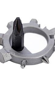 Repair Tools Other Tools Cycling / Bike Bike Screwdriver Repair Kit Portable Stainless Steel - 1