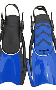 Diving Fins Waterproof Swimming PE