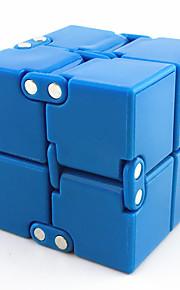 Evighedskube Fidget-legetøj til skrivebordet Magiske terninger Pædagogisk legetøj Stresslindrende legetøj Kvadrat Nyhed 3D Klassisk Drenge