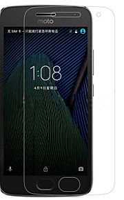 Tempered Glass Screen Protector for Motorola Moto G5 Front Screen Protector High Definition (HD) 9H Hardness 2.5D Curved edge
