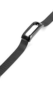 banda de relógio de aço xiaomi1 original de aço - preto