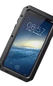 애플 아이폰 x iphone 8 플러스 iphone 8 iphone 7 iphone 7 플러스 아이폰에 대 한 케이스 커버 물 / 먼지 / 충격 증거 전신 케이스 갑옷 하드 알루미늄