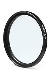 62mm mc UV ultraviolet filterbeskytter til Sony Canon DSLR kamera - sort