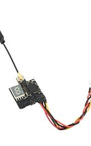 VTX03 Super Mini FPV Transmitter Kamera Fjernstyret quadcopter Metallisk