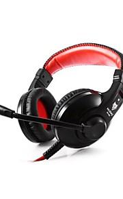 nubwo - 550 słuchawkowy zestaw słuchawkowy z mikrofonem