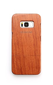 For Case Cover Shockproof Back Cover Case Word / Phrase Hard Wooden for Samsung Galaxy S8 Plus S8 S7 edge S7 S6 edge plus S6 edge S6 S6