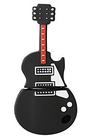 silicone gitaar hoge snelheid schokbestendig 16 GB USB 2.0 flash drive u schijf geheugen schijf