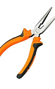herramientas de mano múltiples de 6 pulgadas de largo alicates nariz de corte de corte pelacables electricista reparación plana mini
