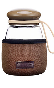 Drinkware, 300 Organic Glass Water Vacuum Cup