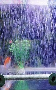 Ribe Akvarij Raspršivač za zrak / Filteri Može se prati / Ukras Mramor / Granit V Mramor / Granit