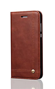 Case For Huawei P10 Plus P10 Lite Card Holder Wallet with Stand Flip Magnetic Full Body Solid Color Hard PU Leather for Huawei P10 Plus