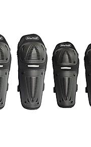 RidingTribe Joelheiras Cotoveleiras Equipamento de proteção de motocicleta Todos Adulto Material à Prova-de-Água Resina EVA Equipamento