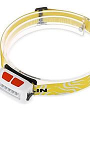 NU10 Lanternas de Cabeça Farol Dianteiro LED 160 lm 5 Modo Portátil Impermeável Resistente ao Impacto Á Prova-de-Água para Campismo /