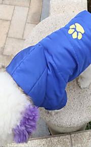 Gato Cachorro Casacos Camisola com Capuz Roupas para Cães Terylene Primavera/Outono Inverno Casual Mantenha Quente Adorável Dia Das