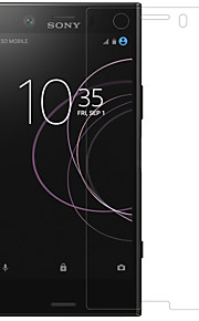 Screen Protector for Sony Xperia XZ1 Compact Tempered Glass 1 pc Front Screen Protector High Definition (HD) 9H Hardness 2.5D Curved edge