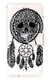Case For Apple iPhone X iPhone 8 Card Holder Wallet with Stand Full Body Dream Catcher Hard PU Leather for iPhone X iPhone 8 Plus iPhone