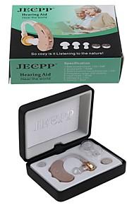 JECPP V - 135 BTE  Volume Adjustable Sound Enhancement Amplifier Radio Hearing Aid