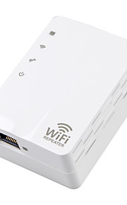 ad-607us 300m 사무실 가정 무선 네트워크 중계기 wifi 신호 증폭기 american plugs