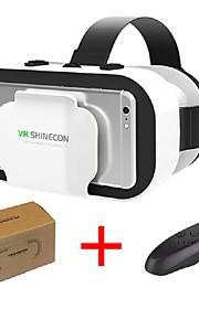 vr shinecon 5.0 lasit virtuaalitodellisuus vr laatikko 3d lasit 4,7 - 6,0 tuuman puhelimen ohjain
