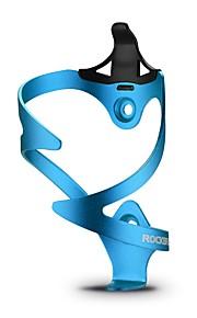 Water Bottle Cage Wearproof Cycling / Bike Engineering Plastics / Waterproof Fabric / Aluminium Alloy Silver / Red / Blue