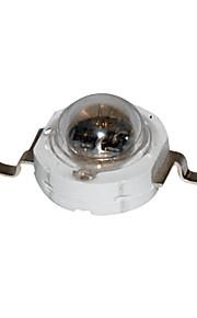 5W 230lm 50 lysdioder Forsænket LED-vækstlampe Rød
