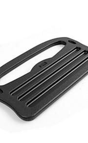 Bilar Surfplatta stativ Instrumentbräda Universell Spänne typ Plast Hållare