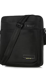 """Nylon Solid Shoulder Bag 9"""" Tablet"""