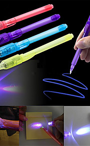 Forsknings- og opdagelsessæt Legetøj Cylinder-formet Romantik Fantasi Speciel Designet Mærkelige legetøj ABS Børne Voksne 2 Stk.