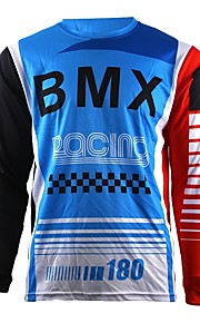 2017 summer wisdom leaves motorcycle cross-country jersey own mountain bike HD downhill cross-country jersey outdoor sports long-sleeved T-shirt quick