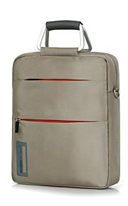 "Nylon Solid Handbags 12"" Laptop"