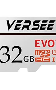 Versee 32GB SD Karten Micro-SD-Karte TF-Karte Speicherkarte UHS-I U3