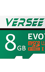 Versee 8GB SD Karten Micro-SD-Karte TF-Karte Speicherkarte UHS-I U3