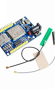 a7 gsm/gprs/gps module three-in-one module stm3251 single chip microcomputer universal