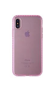 hoesje Voor Apple iPhone X Schokbestendig Achterkant Effen Kleur Zacht TPU voor iPhone X