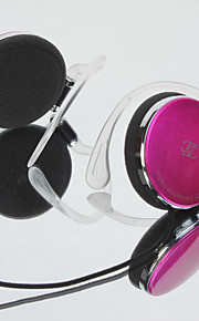 Li zu q71 dinamico cellulare 3,5 millimetri cablata archetto in rame con microfono