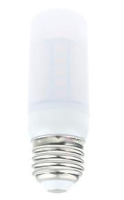 SENCART 1pc 4W 800 lm E14 G9 E26/E27 B22 LED-kornpærer T 36 leds SMD 5730 Dekorativ Varm hvit Hvit 12V 85-265V