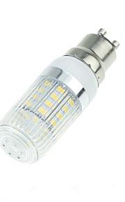 SENCART 1pc 5W 900 lm E14 G9 GU10 E26/E27 B22 LED-kornpærer T 40 leds SMD 5730 Dekorativ Varm hvit Kjølig hvit 110-120V 220V-240V