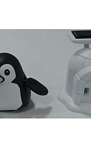Forsknings- og oppdagelsesett Leketøy Pingvin Solramme Dyr profesjonelt nivå Vandring Focus Toy Dyremønster Alle 1pcs Deler