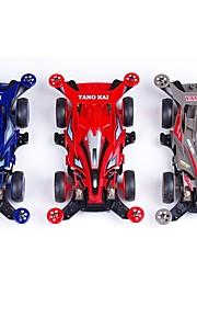 Lekebiler Terrengbil Leketøy Bil Kjøretøy profesjonelt nivå simulering Myk Plastikk Alle 1pcs Deler